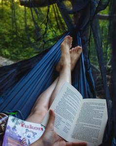 Książki na deszczową majówkę