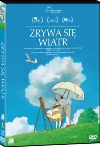 Zrywa się wiatr - Kaze Tachiny - DVD
