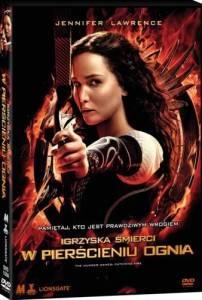 Igrzyska śmierci. W pierścieniu ognia. DVD