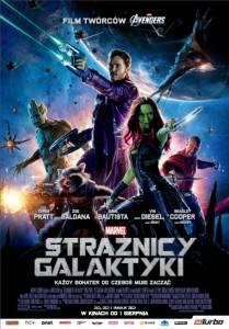 Strażnicy Galaktyki - Marvel
