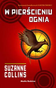 W pierścieniu ognia tom II Suzanne Collins