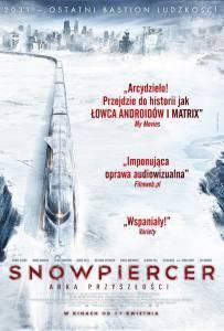 Snowpiercer Arka przyszłości (DVD) - recenzja filmu