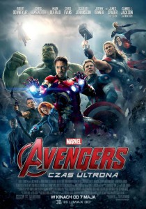 Avengers - czas Ultrona