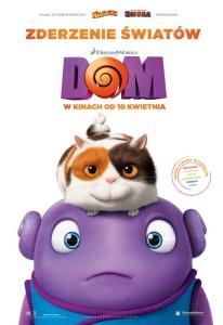 Dom (2015)  - recenzja animacji