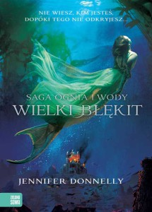Jennifer Donnelly - Wielki błękit