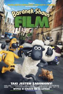 Baranek Shaun film DVD