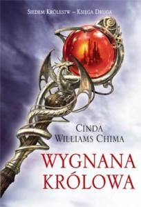 Wygnana Królowa - C.W. Chima