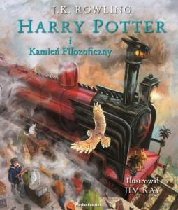 HP i kamień filozoficzny - nowe wydanie
