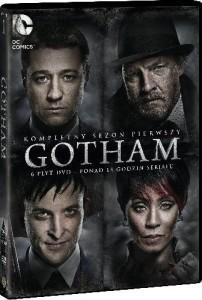 Gotham I sezon DVD