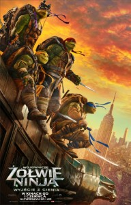 Wojownicze żółwie ninja 2