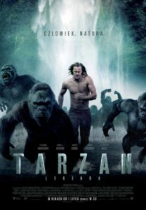 Tarzan Legenda 2016